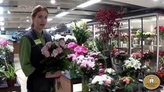 Mitä kukkia rippilahjaksi?