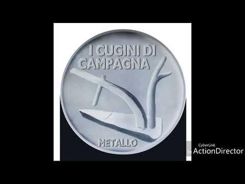 I Cugini di Campagna - Poche lire (Metallo, 1980)