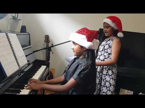 Aussie Version Of Jingle Bells By Two Sisters