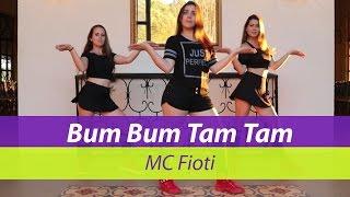 MC Fioti Bumbum  Tam Tam-Coreografia CiabyMarinho