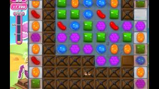 Candy Crush Saga Level 1076 (No booster, 3 Stars)