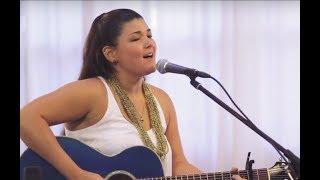 Aja Gample - Pua Mai Ka Lani (HiSessions.com Acoustic Live!)
