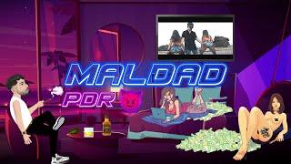 PDR - MALDAD [Prod. By 24/7 Music]