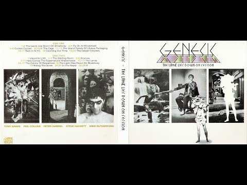 GENESIS ~ The Demo Mix Down on Broadway (Highland - HL 199/200, 1998)