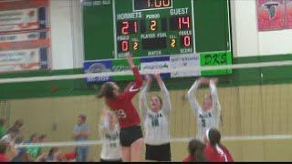Eureka volleyball sweeps Brimfield