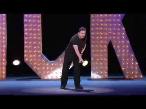 RICKY GERVAIS STAND UP COMEDY JACK JILL LIVE MADISON SQUARE GARDEN HD