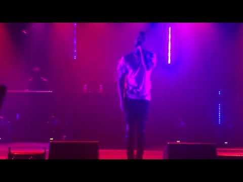 TORY LANEZ AMAZING VOCALS - LIVE IN PARIS