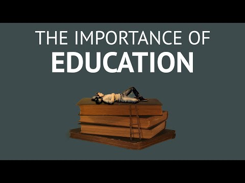 The Importance Of Education - What's The Real Purpose Of Education?