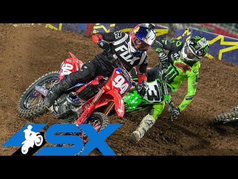 450SX Highlights: Triple Crown Glendale 2020 - Monster Energy Supercross