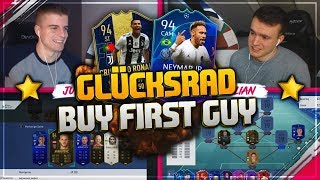 FIFA 19: GLÜCKSRAD BUY FIRST SPECIAL CARD 😱💀😭