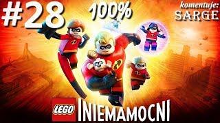 Zagrajmy w LEGO Iniemamocni (100%) odc. 28 - Dzielnica turystyczna [2/2]