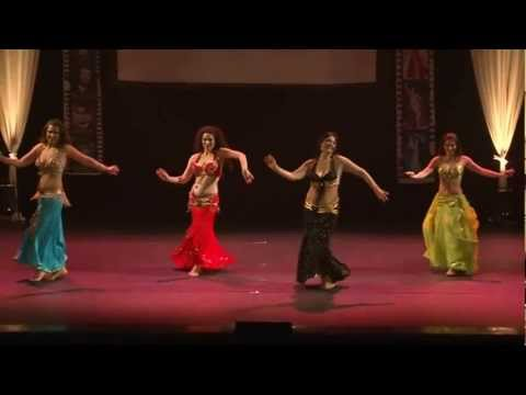 ריקוד תמר   Tamar  Dancing Belly Dance