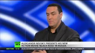 Alexander Nevsky talks about his latest Hollywood film