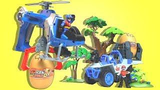 Toys to assemble a dinosaur【4Dpuzzle dinosaur】Part.4