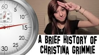 A Brief History Of Christina Grimmie