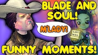HOW TO KEEP HAJOON ALIVE! (Gunslinger/Blade and Soul Funny Moments)