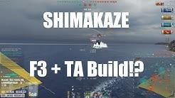 Highlight: F3+TA Shimakaze! 81kt Torps!