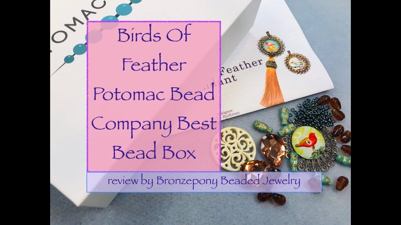 Potomac Beads September Best Bead Box