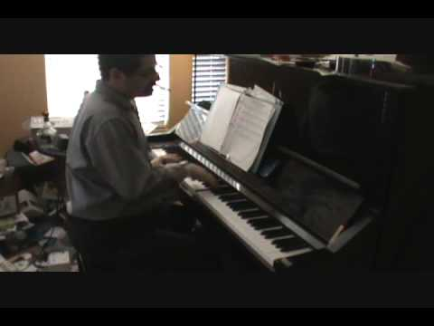 How To Play Nobody Knows You When Youre Down And Out On The Piano