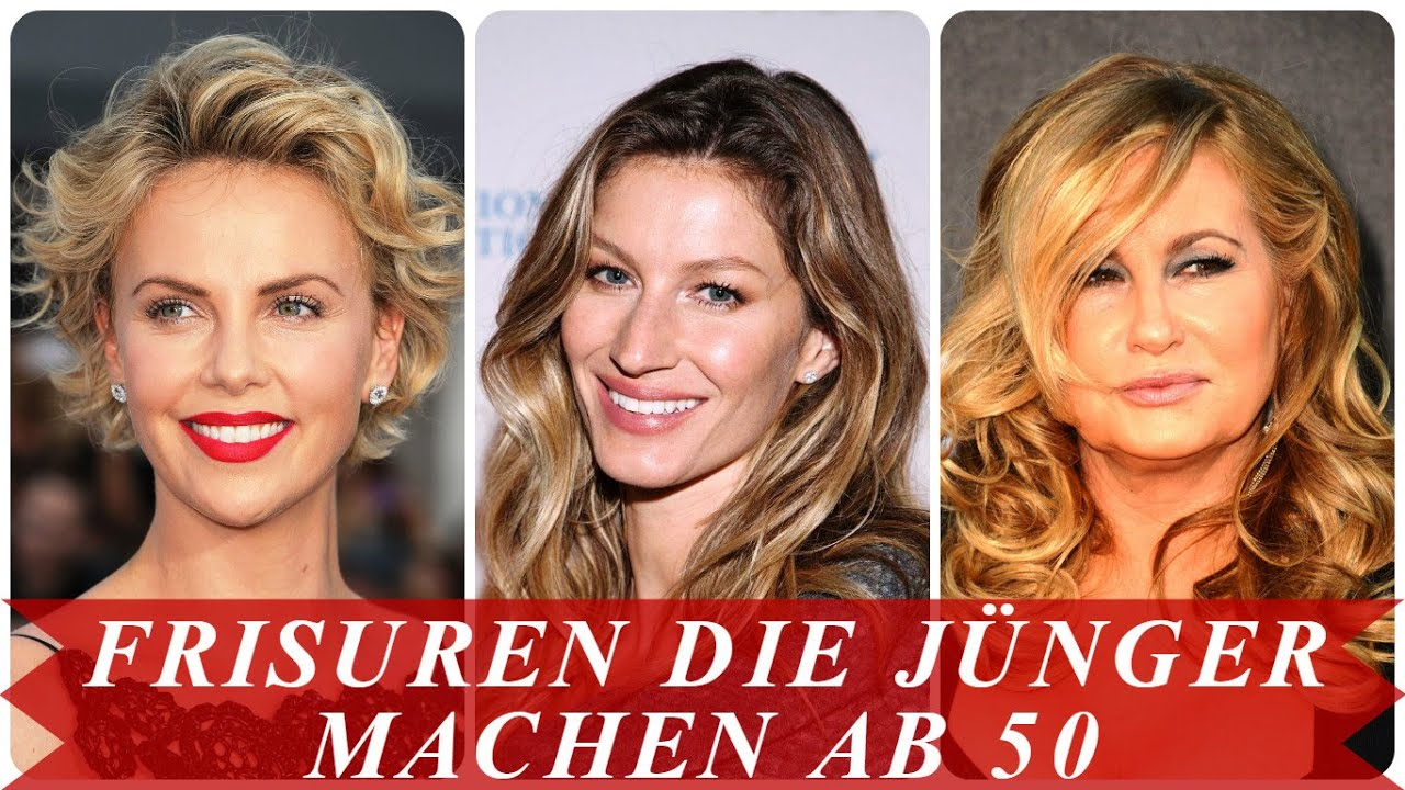 Frisuren frauen 55