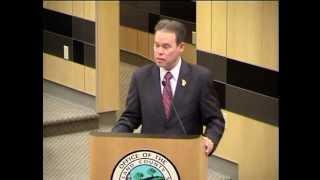 Legislator Ed Day - Minority Leader - 2009 Minority Report to the County Legislature