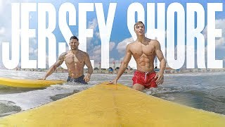 THE REAL BAYWATCH!   Getting Laid on the Beach   Surfing & Near Death Experiences