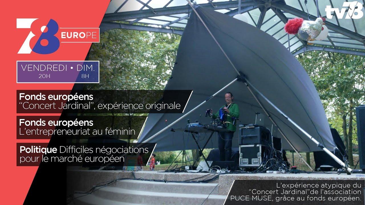 """7/8 Europe. """"Concert jardinal"""", entrepreneuriat au féminin et négociations post-élections"""