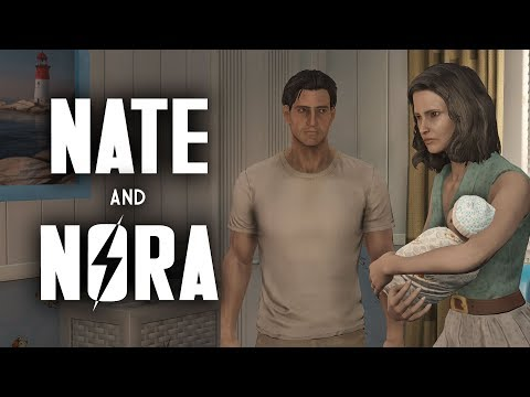 A Profile of Nate & Nora - Plus, the Fraternal Post 115 - Fallout 4 Lore