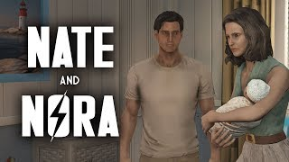 A Profile of Nate & Nora - Plus, the Fraternal Post 115 - Fallout 4 Lore thumbnail