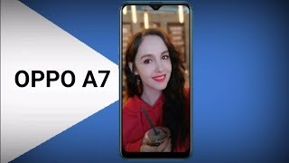 Oppo A7 Unboxing - Amazing Technology Mobile Phone!