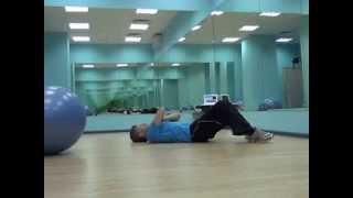 Комплекс упражнений при правостороннем сколиозе