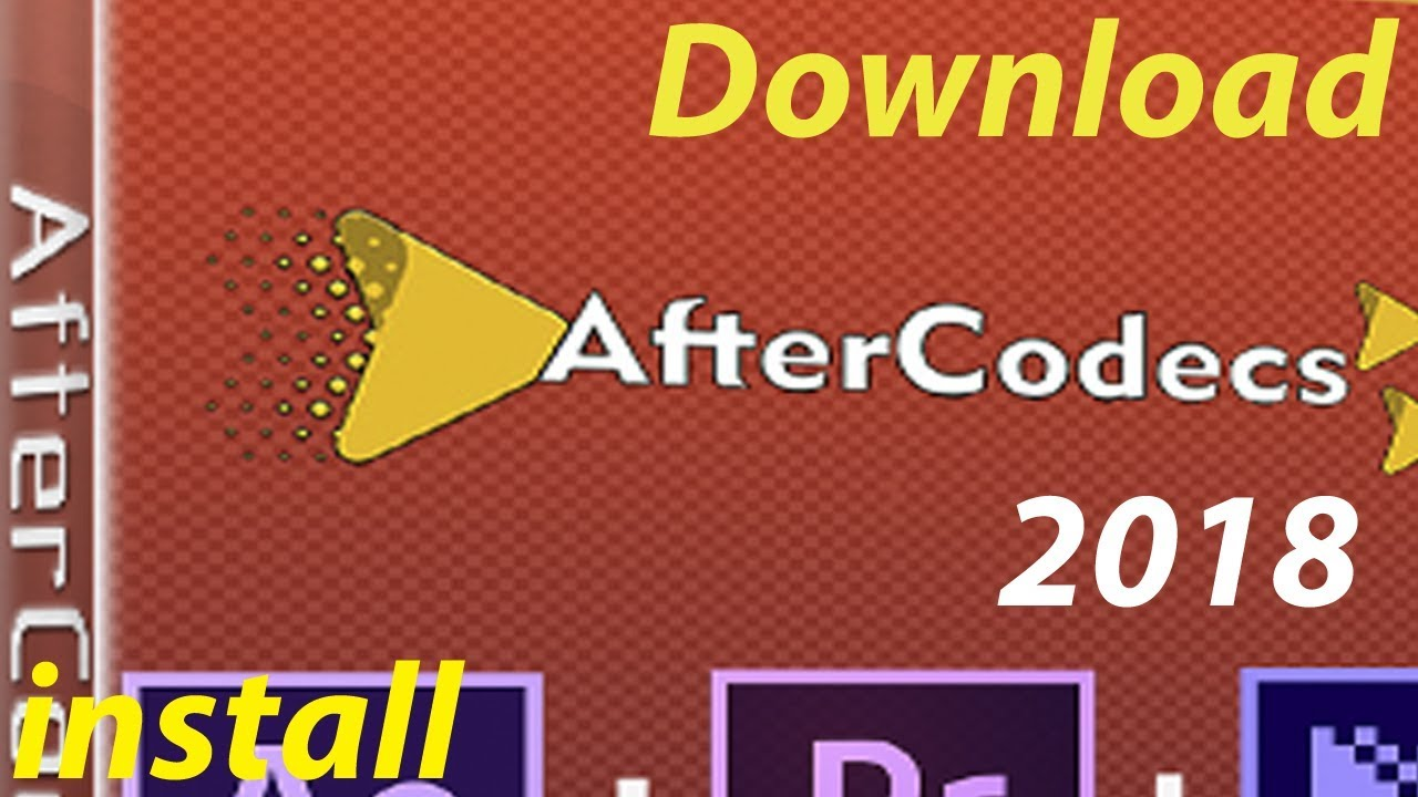 How to Download & Install AEscripts - AfterCodecs 2018