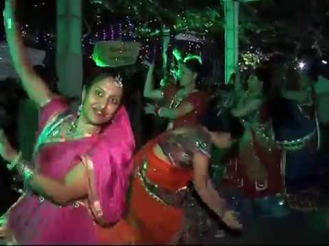 Navratri Utsav at Bhakti Park, Mumbai (ABP News)