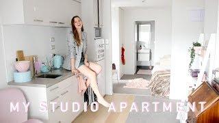 Studio Apartment Tour 😍 | 320 Square Foot in Auckland City