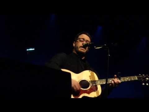 7. Learned A Lot by Amos Lee Lyric Opera House Baltimore, MD 11-20-2013