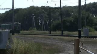 1. [УЗ] Электровоз ВЛ8 / Electric locomotive VL8