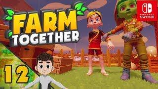 Farm Together Let's Play ★ 12 ★ Das Geld ist aus ★ Switch Edition ★ Deutsch
