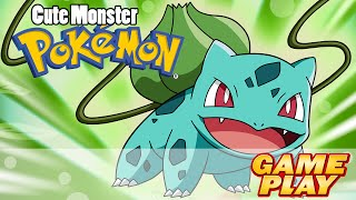 Cute Monster Pokemon iOS - Game Play