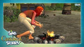The Sims: HISTÓRIAS DE NÁUFRAGOS - QUASE PARAÍSO #1