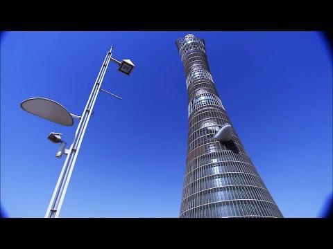 The Aspire Tower Doha Sports City - فندق الشعلة ومدينة الدوحة الرياضية