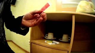 видео Бизнес отель (гостиница) 4 звезды в центре Москвы