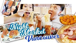 SPICY DIPPING Hotpot, BEER RAMEN & Richmond Night Market in Vancouver Canada
