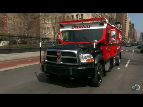 Inside Story on Armored Cars | Secret Life of Money