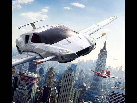 4 Real Flying Cars That Actually Fly - YouTube