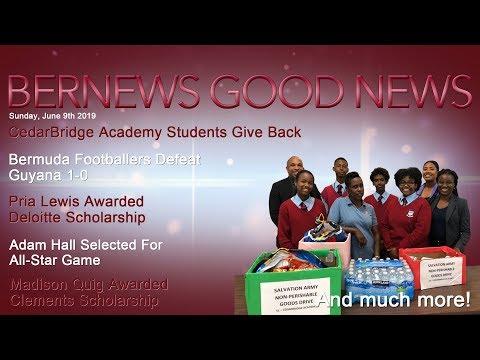 "Bernews ""Good News"" Sunday Spotlight,  June 9, 2019"