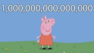 "Peppa Pig Says ""I"