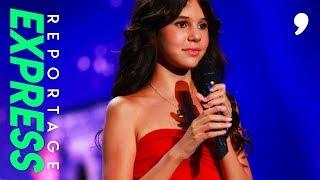 A 13 ans elle a gagné à Incroyable Talent
