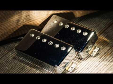 Lollar Humbucker Comparison Sound Clips