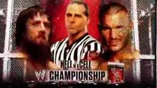 Hell In A Cell 2013 Full Match Card