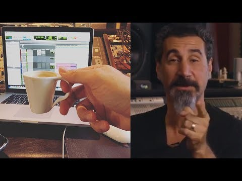 Serj Tankian Recording New SYSTEM OF A DOWN Music?! | Rock Feed